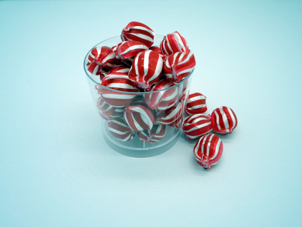 Aniseed Balls, Boiled Sweets, Saltire Candy
