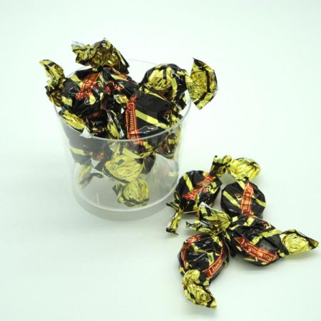 Liquorice Toffee, Buchanan's Liquorice Toffee Sweets. Buy Buchanan's Liquorice Toffee online from Saltire Candy