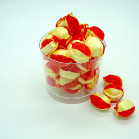 Rhubarb & Custard sweets to buy online from Saltire Candy
