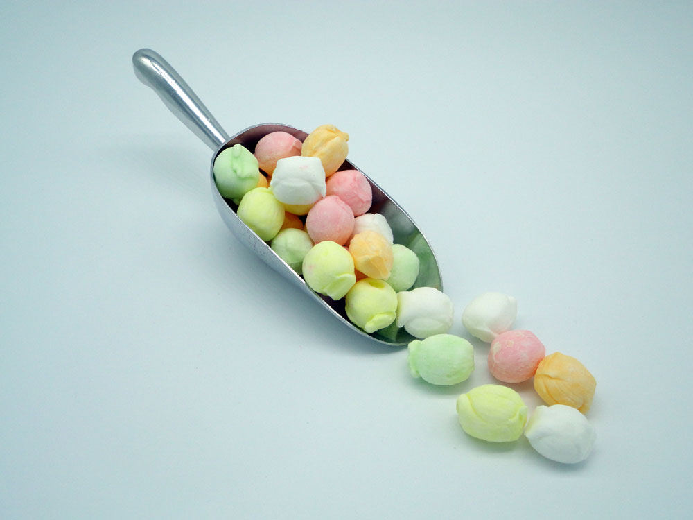 Summer Fruit Creams sweets to buy online from Saltire Candy