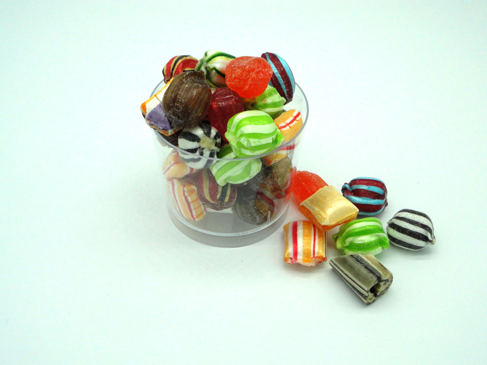 Winter Mixture sweets to buy online from Saltire Candy