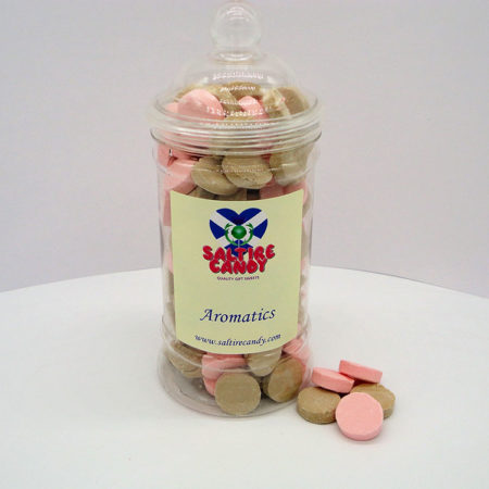 Aromatics Sweet Jar available to buy online from Saltire Candy