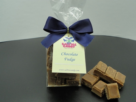 Chocolate Fudge Gift Bags