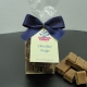 Chocolate Fudge Gift Bags