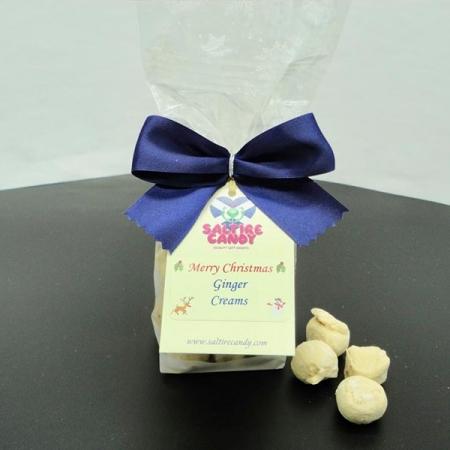 Ginger Creams Christmas Snowflake Gift Bag
