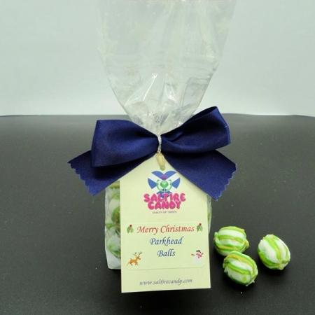 Parkhead Balls Snowflake Christmas Gift Bag