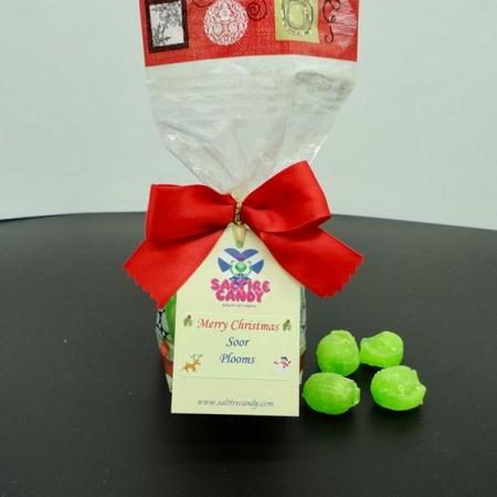 Soor Plooms Santa Christmas Gift Bag