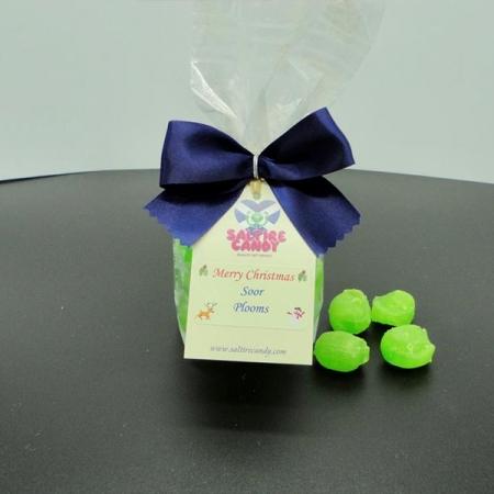 Soor Plooms Snowflake Christmas Gift Bag