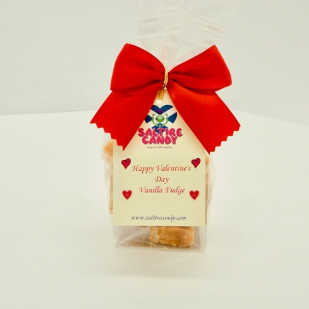 Vanilla Fudge Valentine's Day Gift Bag